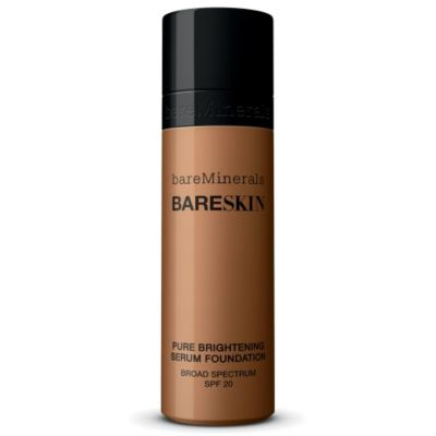 thumbnail imagebareSkin Pure Brightening Serum Foundation Broad Spectrum SPF 20 - Bare Almond 16