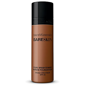 bareSkin Pure Brightening Serum Foundation Broad Spectrum SPF 20 - Bare Mocha 20