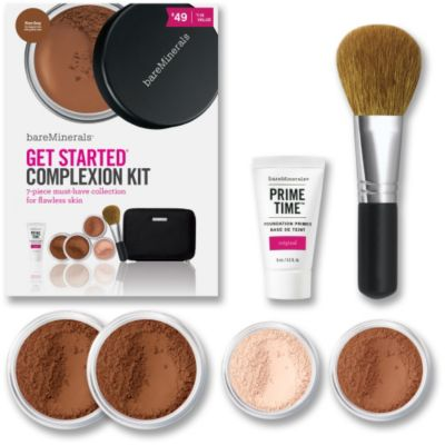 thumbnail imageGet Started Complexion Kit - Warm Deep