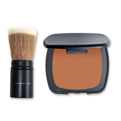 thumbnail imageEffet Bonne Mine Warmth bareMinerals READY  + Pinceau