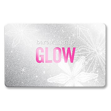 Bare Escentuals Gift Cards - Glow - $50