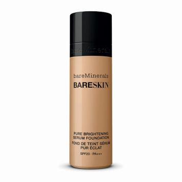 Bareskin Pure Brightening Serum Foundation | Bareminerals Uk Bad Beige Braun