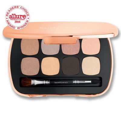 READY Bronze Eyeshadow Palette - The Sexy Neutrals  | bareMinerals