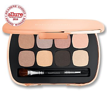 bareMinerals Ready® Eyeshadow 8.0 The Sexy Neutrals at bareMinerals Boutique in 2097 Charl Charleston, WV | Tuggl
