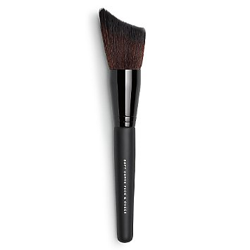 Soft Curve Face & Cheek Brush at bareMinerals Boutique in 2097 Charl Charleston, WV | Tuggl