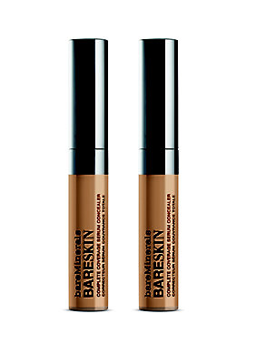 bareSkin Complete Coverage Serum Concealer Duo in Tan
