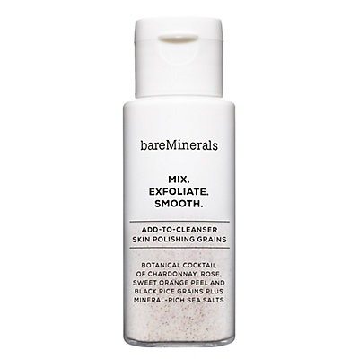 Grains Exfoliants Mix. Exfoliate. Smooth à ajouter au nettoyant