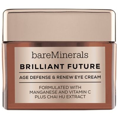 Brilliant Future Age Defense & Renew Eye Cream | Skincare | bareMinerals