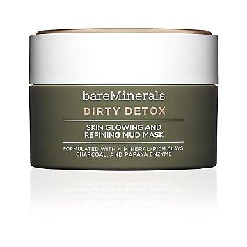 Masque de Boue Désincrustant et Teint Lumineux Dirty Detox