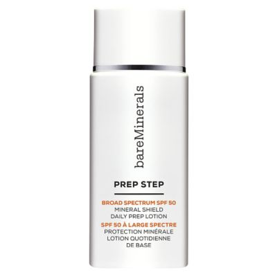 thumbnail imagePrep Step Broad Spectrum SPF 50 Mineral Shield Daily Prep Lotion