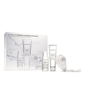 thumbnail imageThe BareMinerals Double Cleansing Method