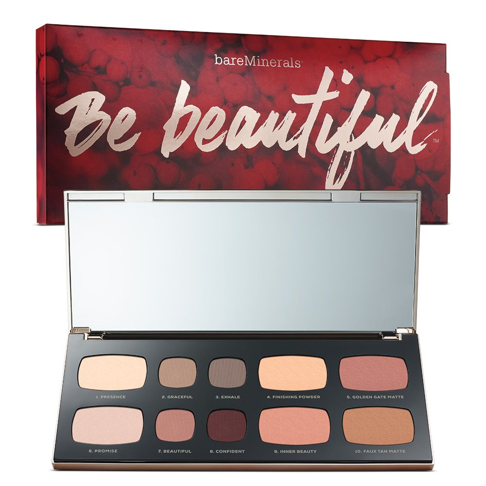 READY<sup>®</sup> BE Beautiful Blush and Eyeshadow Palette