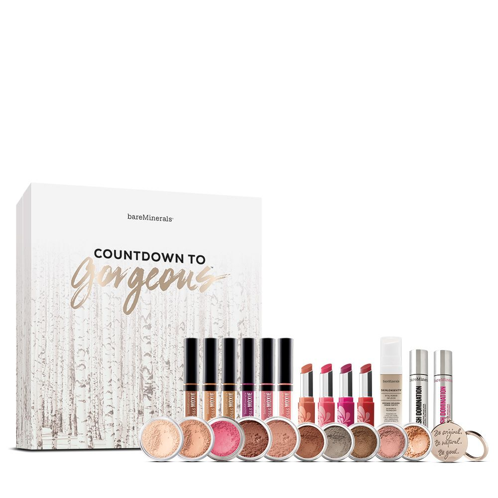 Countdown To Gorgeous - Holiday Makeup Palette