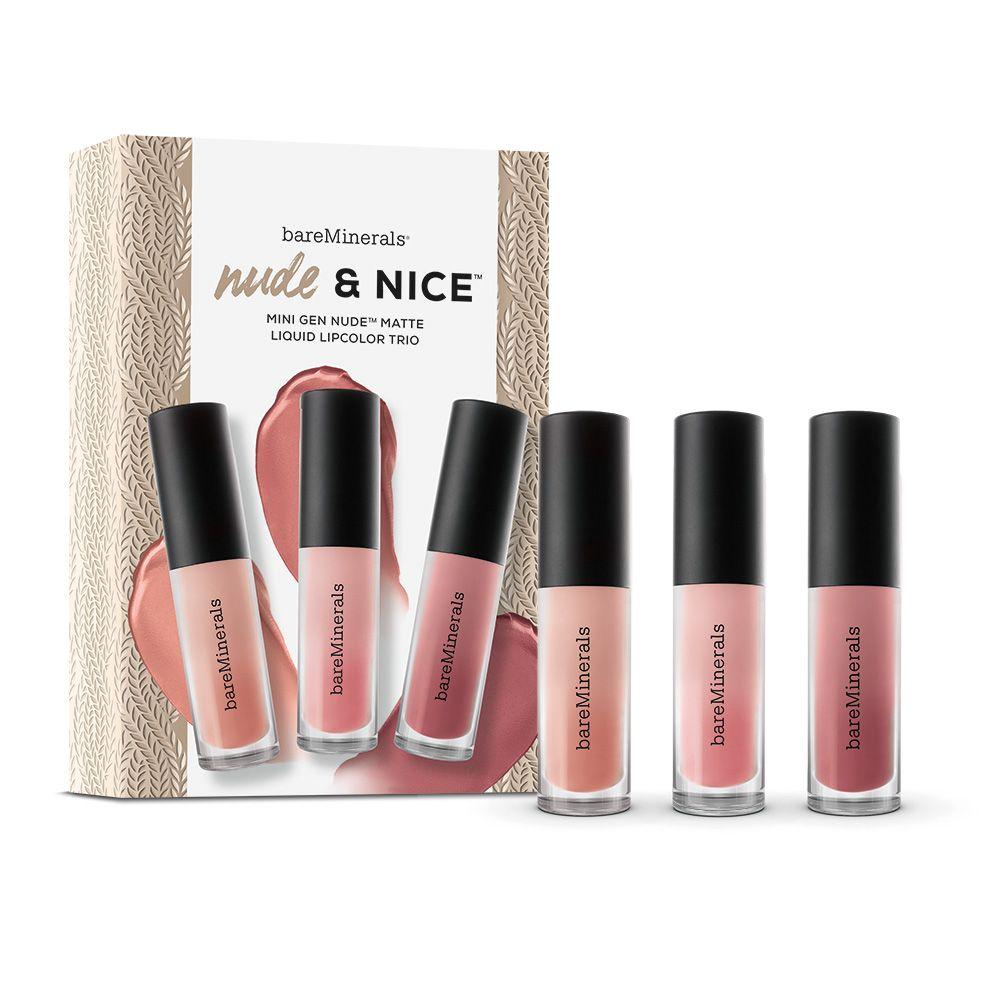 Nude & Nice Lipgloss set