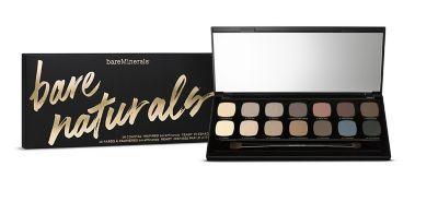 thumbnail imageThe Bare Naturals Eye Palette
