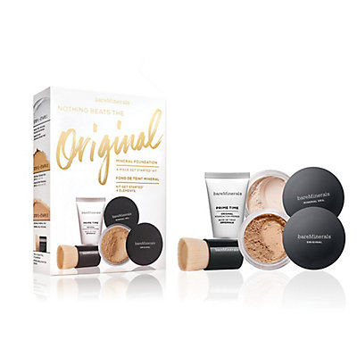Get Started Mineral Foundation Kit