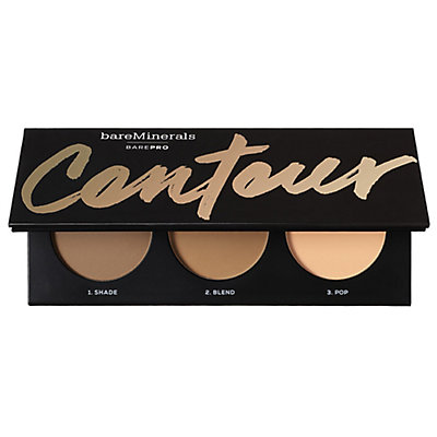 BAREPRO Contour Face-Shaping Powder Trio