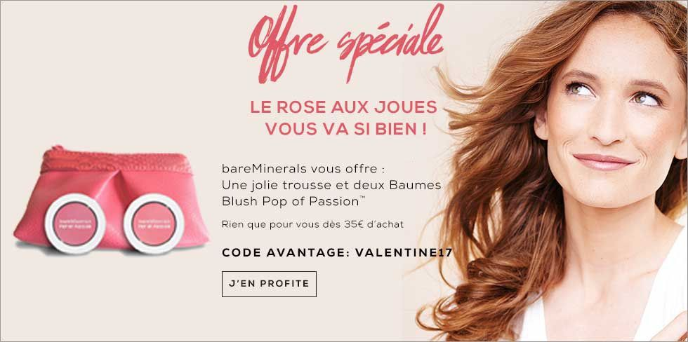 offre speciale St Valentin