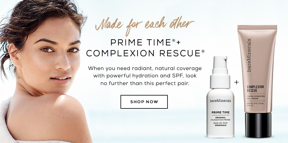 Prime Time & Complexion Rescue