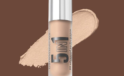 5-in-1 BB Cream Eyeshadow in Rich Camel