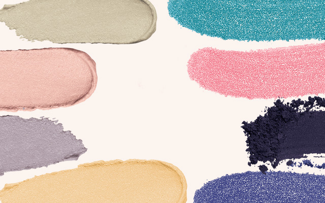 Eyeshadow Subcategory Banner