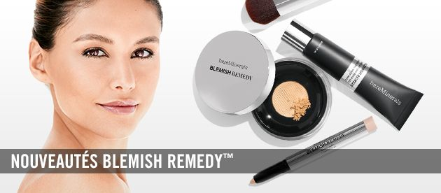 gamme blemish remedy