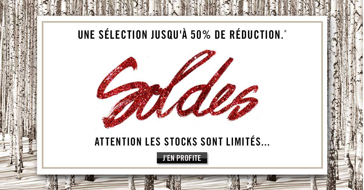 offre speciale Soldes