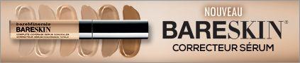 bareMinerals correcteur sérum bareSkin