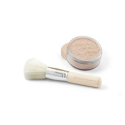 Hydrating Mineral Veil & Brighten Brush Bundle