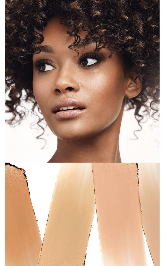 12-hour longwear foundation. 30 shades. Foundation is Formulated with 90% Vitamins and Minerals