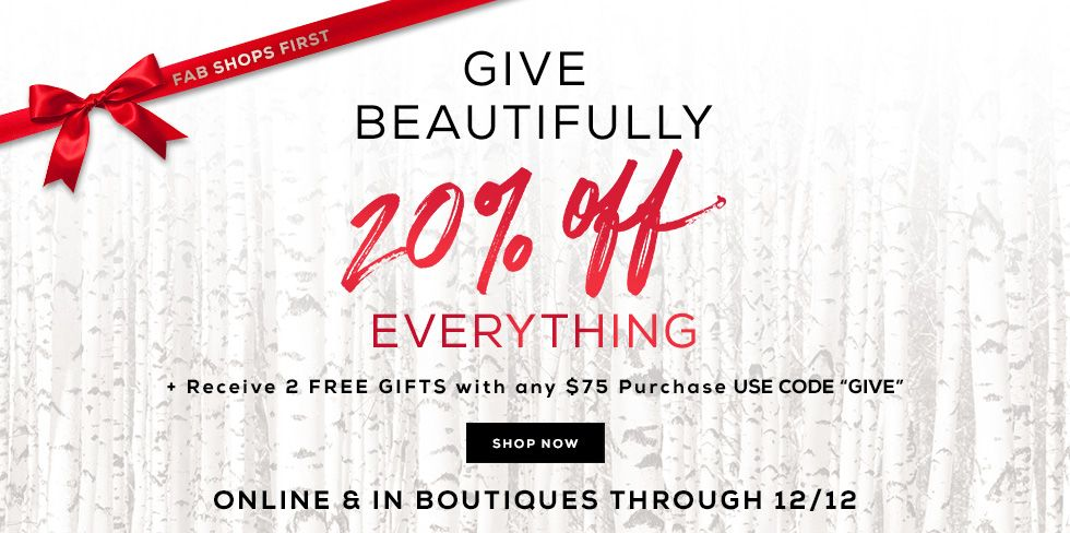 HP Holiday FAB Sale