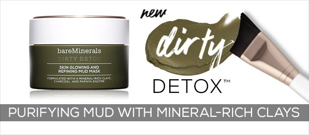 Dirty Detox Mud Mask