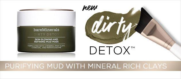 Dirty Detox Mud Mask