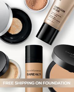 Free Ship Foundation Holiday  FB