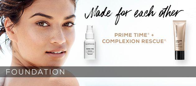 Prime Time & Complexion Rescue