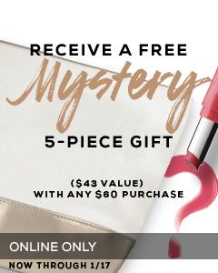 5-Piece GWP with $60 Purchase