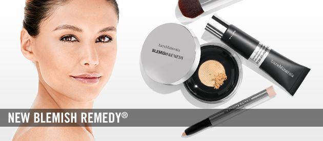 Blemish Remedy Foundation