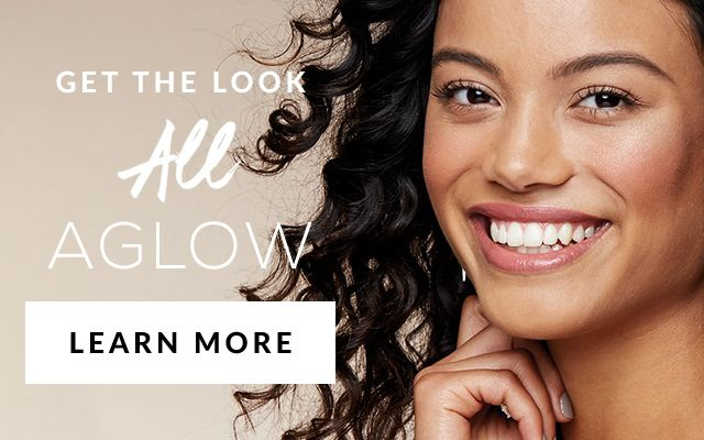 Get The Look. All Aglow