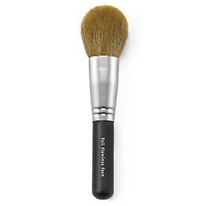 how to use face makeup brushes  bareminerals