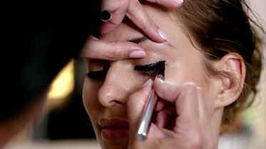 Tutorial: Perfect Winged Liner with NEW Lash Domination Ink Liner