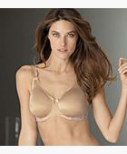 Minimizing Full Support Underwire Bra