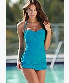 Sweet Tart Swim Dress
