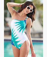 Indio One Shoulder One Piece