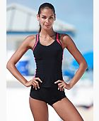 Tankini Top With Soft Inner Cup
