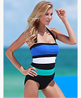 South Beach Bandeau-kini