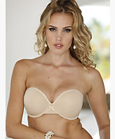 Light Sensations Strapless Bra