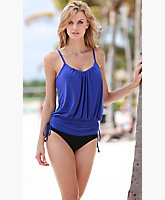 Shelly Ruched Tankini