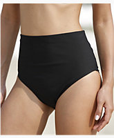 Semi High Waist Control Bottoms