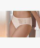 Lace Rose Brief