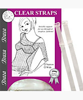 Regular Clear Straps